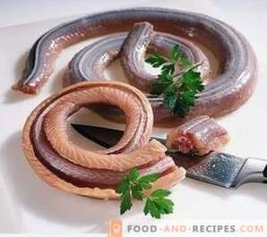 Cómo cocinar una serpiente