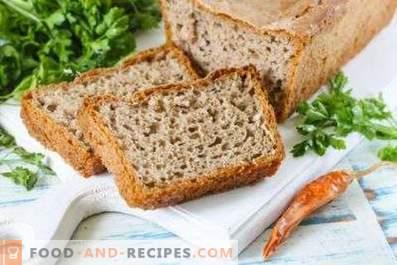 A qué temperatura cocer el pan