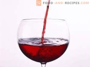 Малина Вино