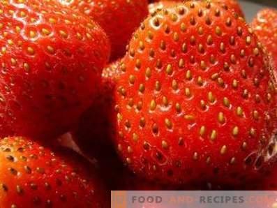 Vino de fresa