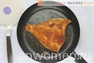 Platija frita