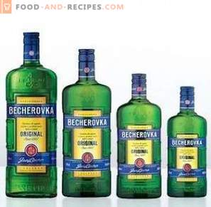 Cómo beber Becherovka