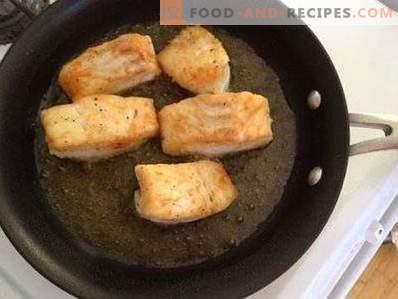 Cómo freír un pescado para que no se deshaga