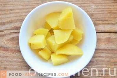 Knoblauchkartoffelsauce