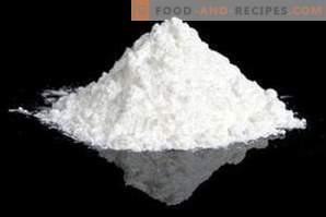 E171 dióxido de titanio: efecto en el cuerpo