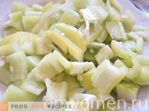 Carne de res guisada con verduras