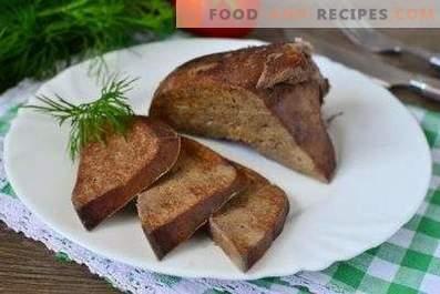 Cómo cocinar hígado de cerdo