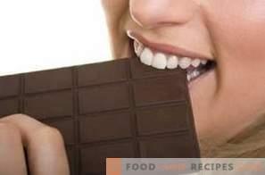 Chocolate amargo: beneficio y daño