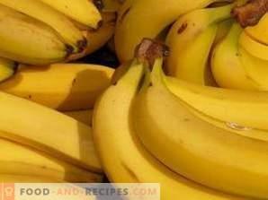 Cómo almacenar bananas