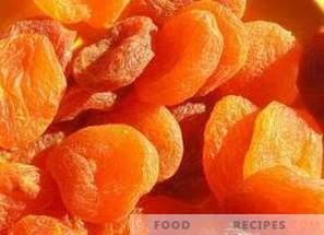 Wie man Aprikosen zu Hause trocknet
