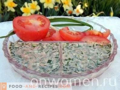 Salsa De Tomate Para Kebabs