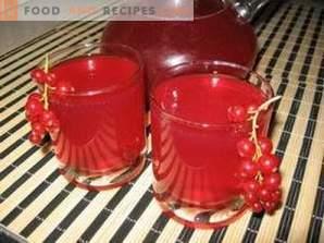 Rode bessenwijn