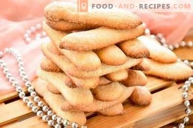 Cookies Savoyardi