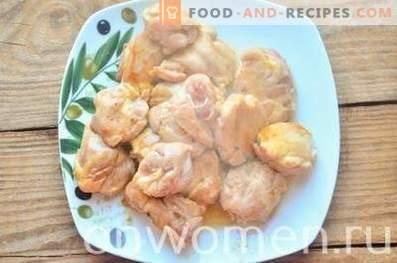 Hühnerpaprikasch