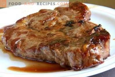 Filete de cerdo en el horno