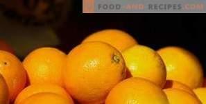 Cómo almacenar naranjas