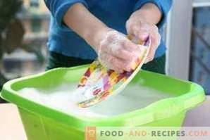 Líquido para lavar platos