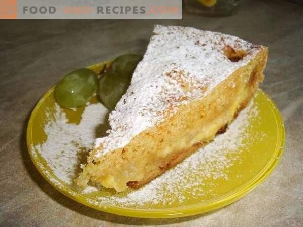 Melón y tarta de cuajada