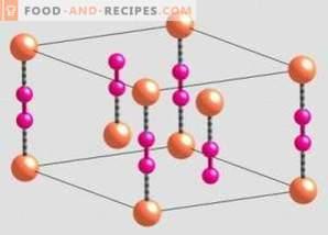 Ferrocianuro de potasio (E536): efecto en el cuerpo