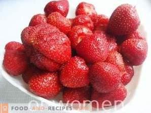 Licor de fresa