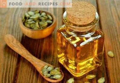 Aceite de semilla de calabaza: propiedades beneficiosas y contraindicaciones