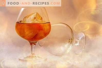 Wie man Brandy trinkt