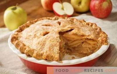 Deliciosas tartas de lentejas con manzanas, mermelada, repollo: cómo cocinarlas adecuadamente en masa magra. El secreto de los deliciosos pasteles de Cuaresma
