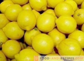 Cómo almacenar limones