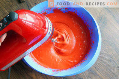 Esmalte para el pastel