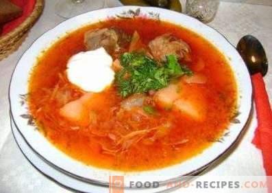 Kuban borscht