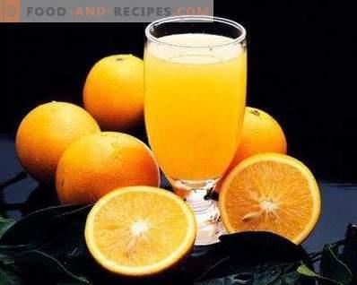 Compota de naranjas para el invierno