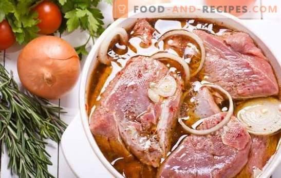 Errores de marinado de la carne o Cómo no estropearla
