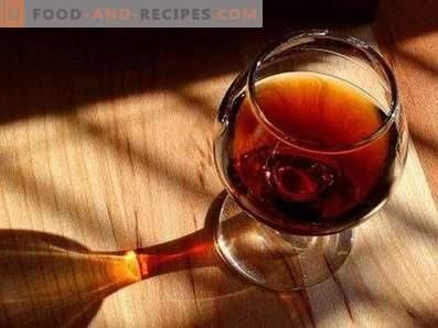Cómo beber brandy