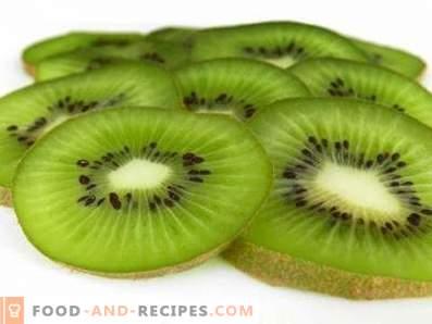 Kiwi: los beneficios y daños para el cuerpo