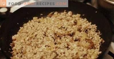 Relleno para pasteles de carne picada