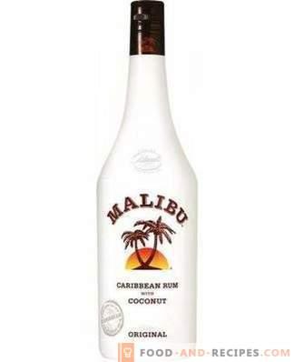 Како да пиете ликер од Малибу
