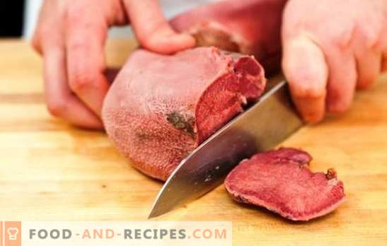 Cuánto hierve la lengua de cerdo hasta que esté cocida - tratamiento previo de los despojos en casa. Cómo cocinar la lengua de cerdo: platos de carne dietética para todos los gustos